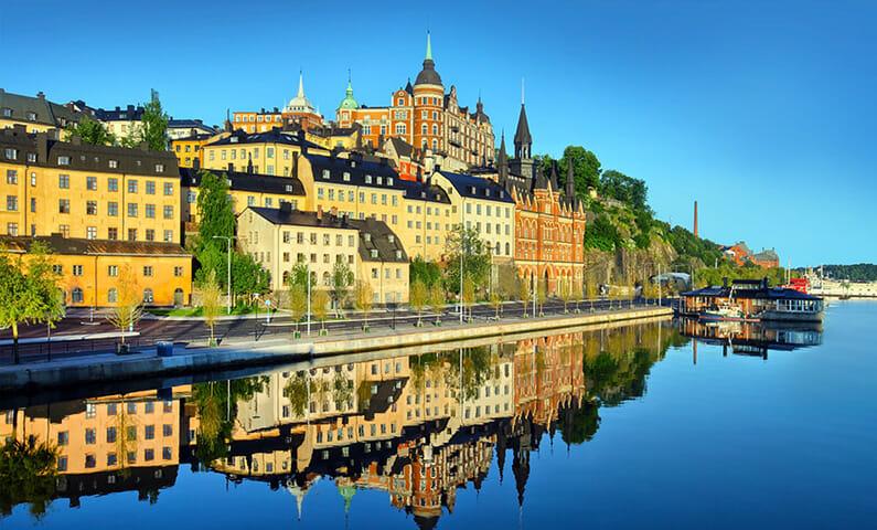 Söder Mälarstrand Stockholm