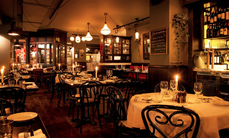 Stockholm restaurang Bistroteket