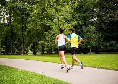 Bästa ställena för löpning i Stockholm