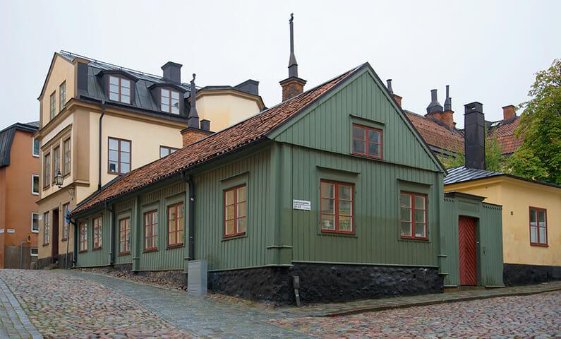 Svartensgatan Stockholm
