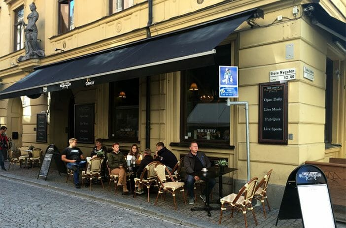 The Liffey Stockholm