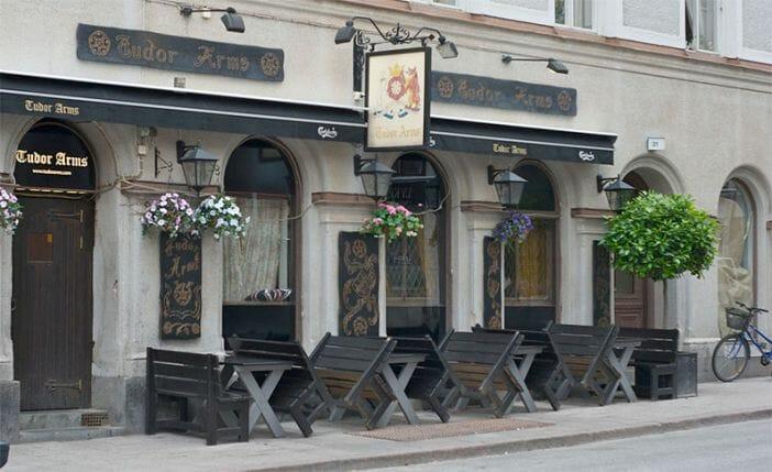 Tudor Arms Stockholm