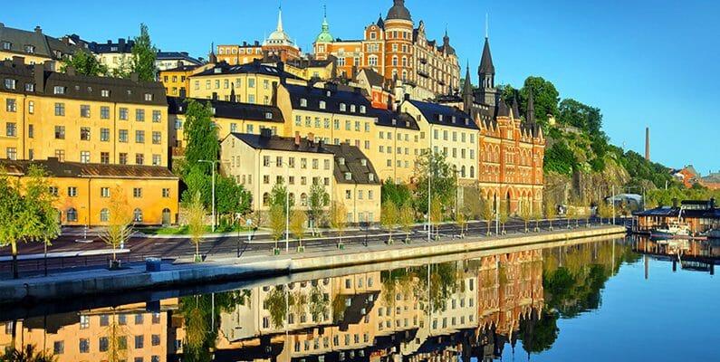 Walking Stockholm