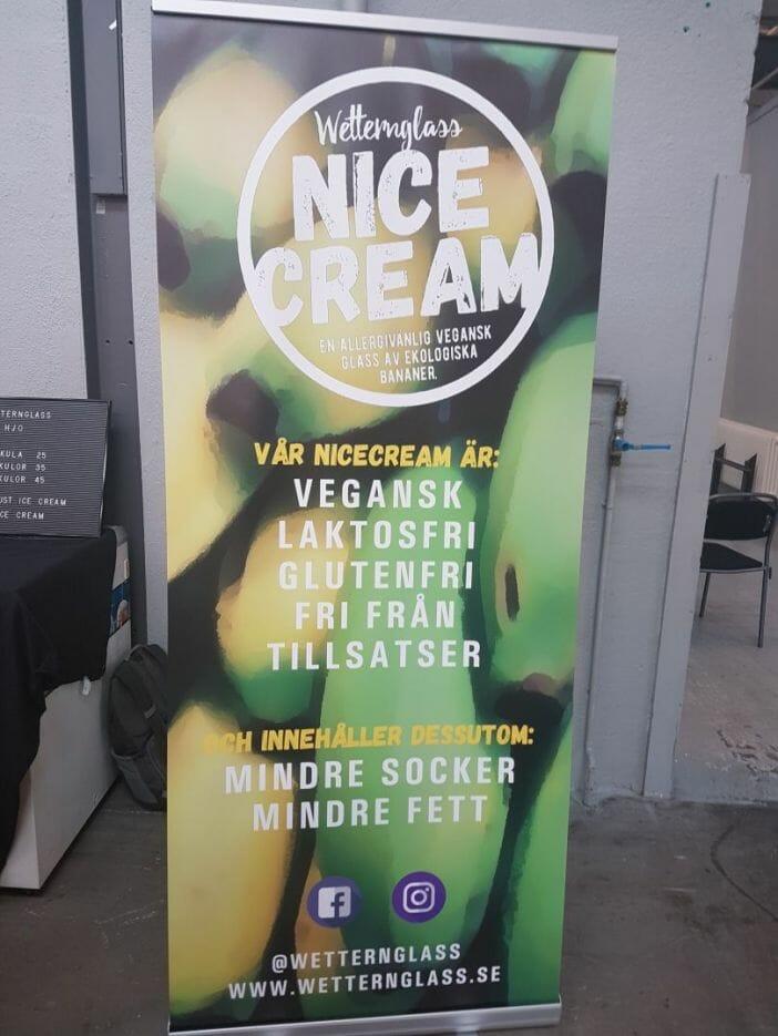 vegansk glass stockholm