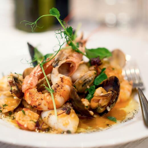 Buco Nero, italiensk restaurang i Stockholm