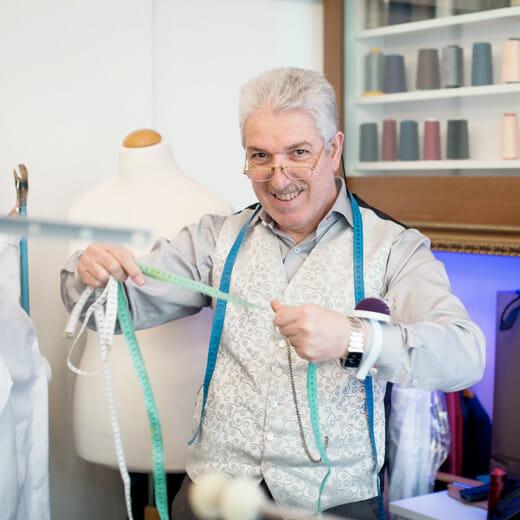Kungsateljé Stockholm tailor