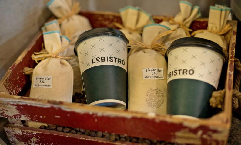 Le Bistro café Stockholm