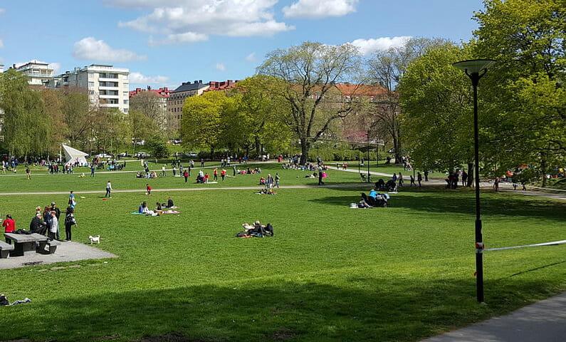 Rålambshovsparken Stockholm