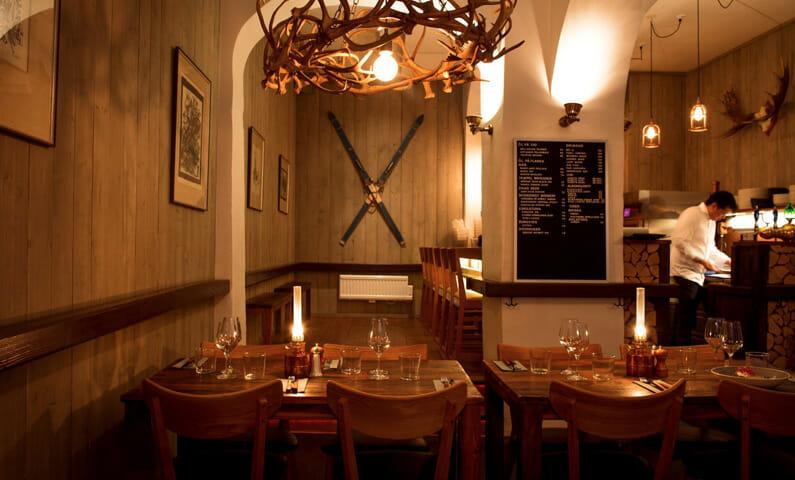 Restaurang Brinken Stockholm