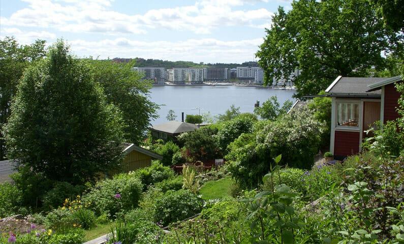 Tantolunden Stockholm