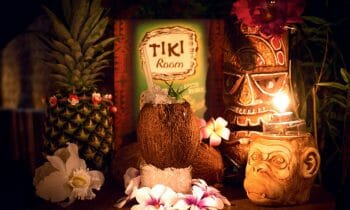 Tiki Room – an exotic paradise in Stockholm