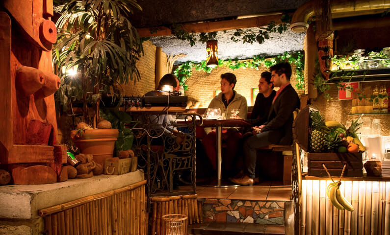 Tiki room   an exotic paradise in stockholm   view stockholm
