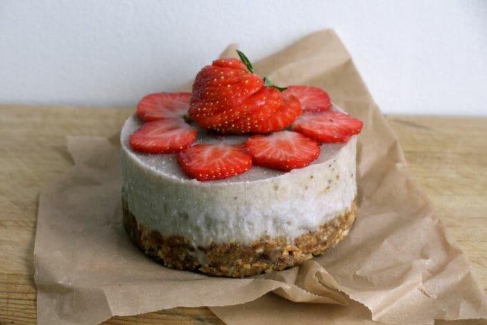 Frozen Nice Cream Cake