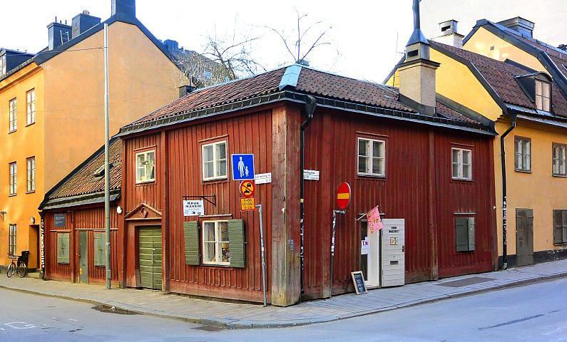 Bondegatan Stockholm