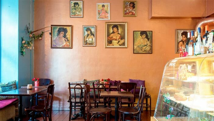 Cafe Vurma paintings
