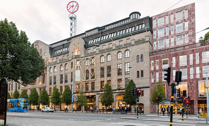 Hamngatan shopping Stockholm