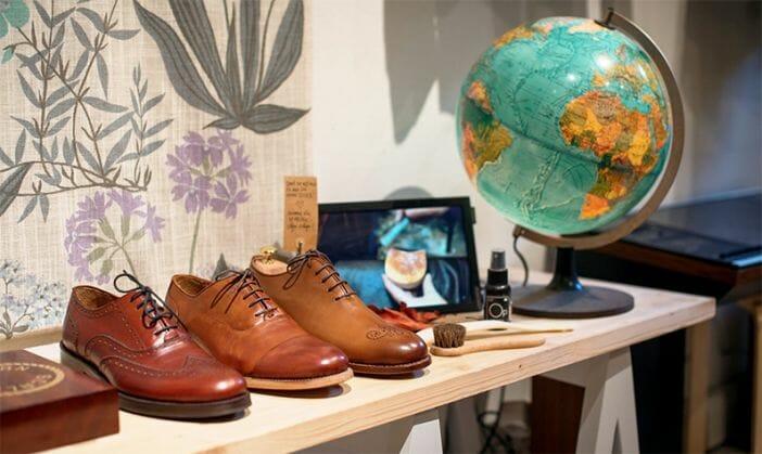 K17 Stockholm shoes