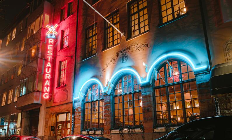 Kvarnen Stockholm pub