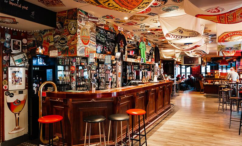 Oliver Twist, Stockholm pub