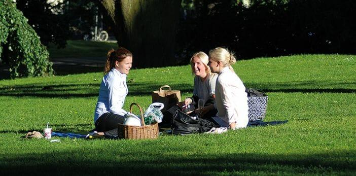 Stockholm best parks