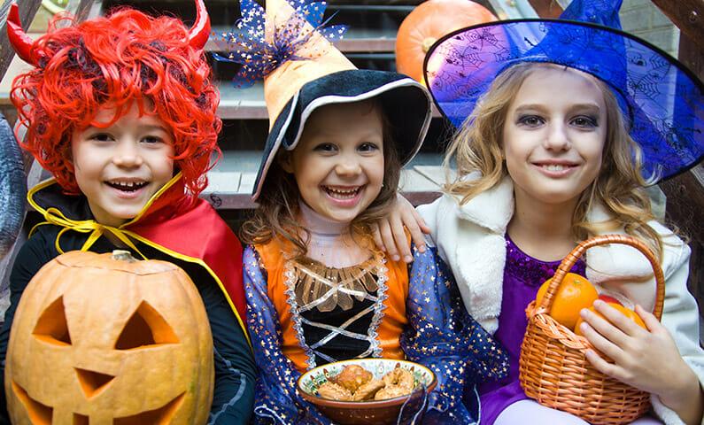 Stockholm Halloween costumes