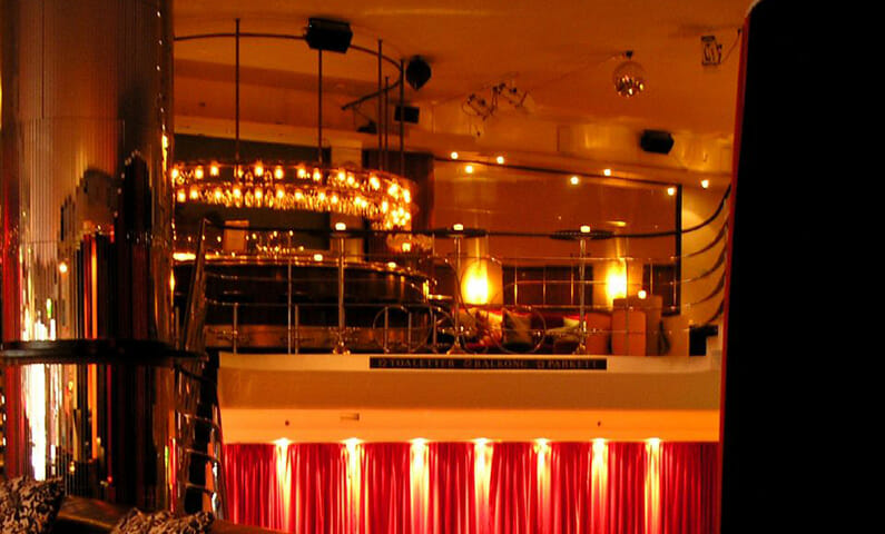 Hotel Rival bar i Stockholm