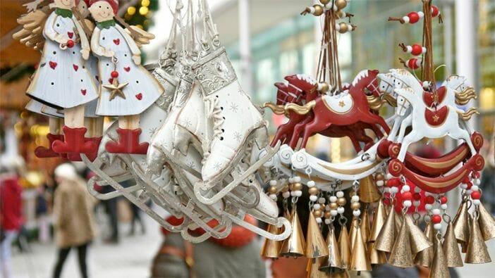Hovstallet Christmas Market