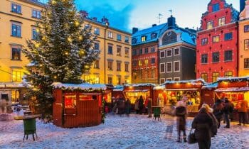 Ho ho ho! Stockholm's best Christmas markets 2016!