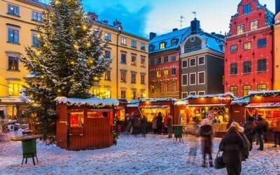 Ho ho ho! Stockholms bästa julmarknader