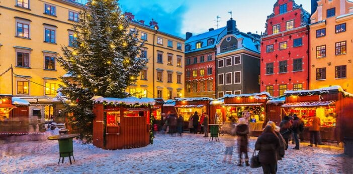 Christmas Markets Stockholm