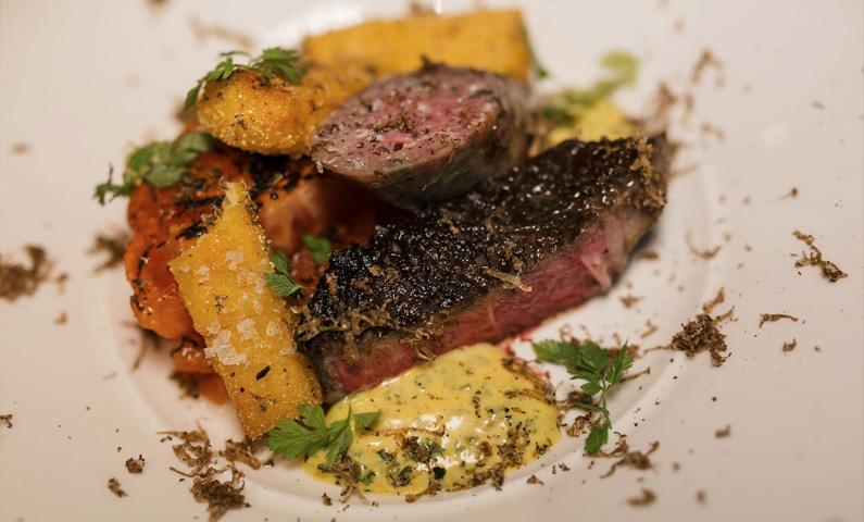 Vassa Eggen Stockholm steak