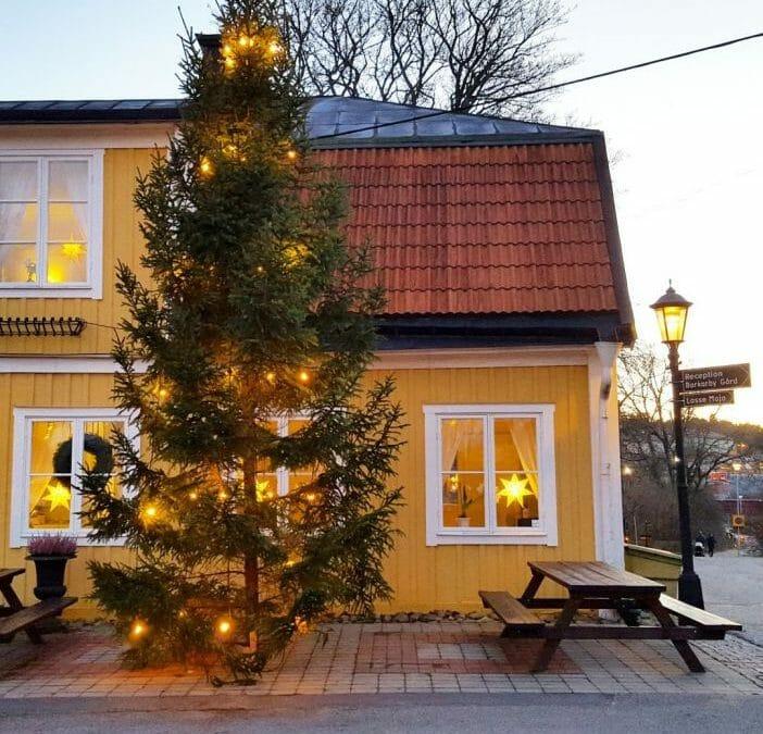 В Стокгольм на Новый год?