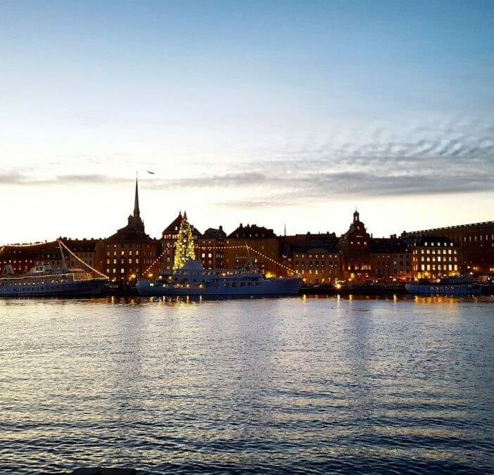 Что делать в Швеции перед Рождеством?