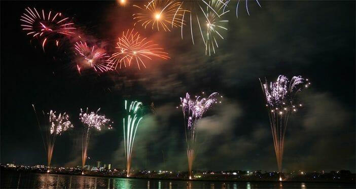 Fireworks Stockholm