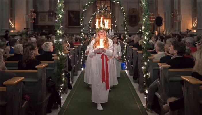 Lucia Christmas