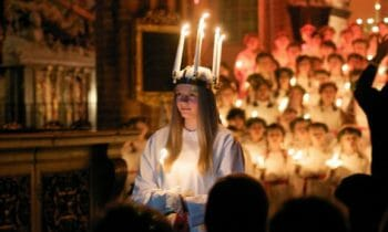 Stockholm's best Lucia celebrations 2016