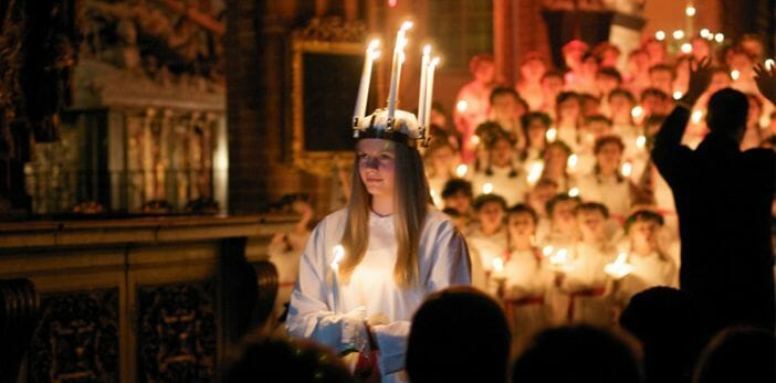 Stockholm's best Lucia celebrations