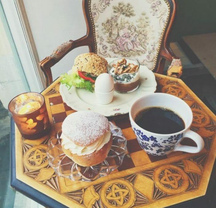 Systrarna Andersson, Café & Hotspot, one of Stockholm's hidden gems