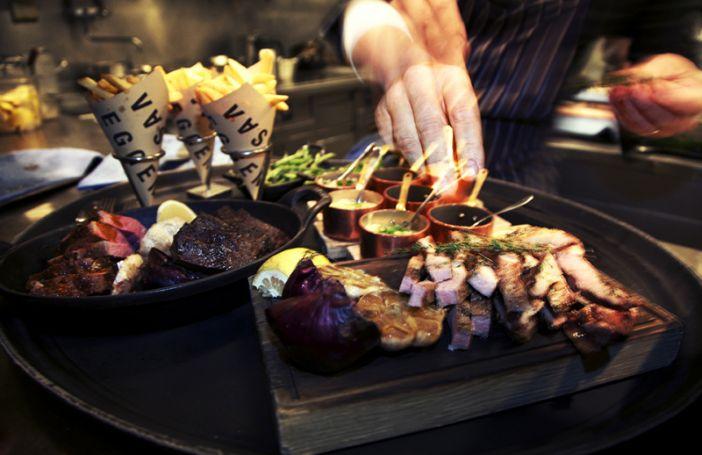 Dinner for Two at Vassa Eggen Steakhouse