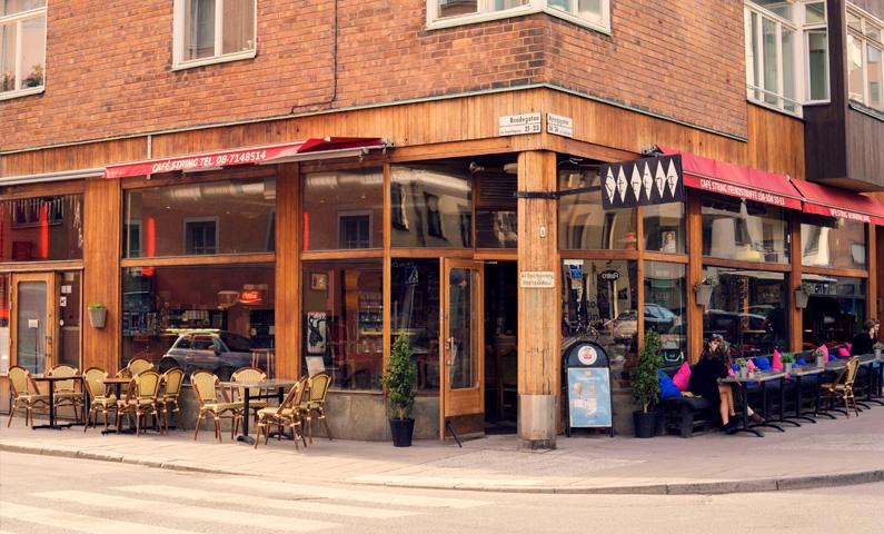 Café String Stockholm