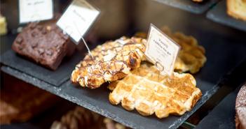 Choco Mania waffle