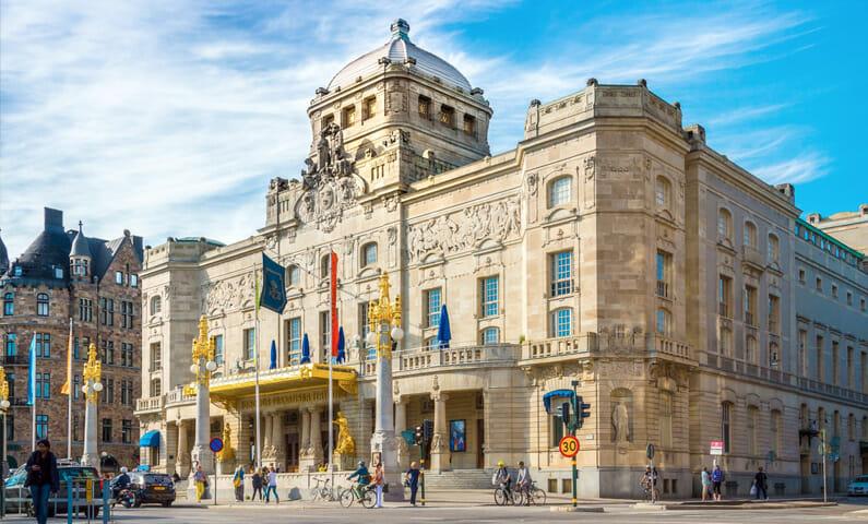 Dramaten theatre Stockholm