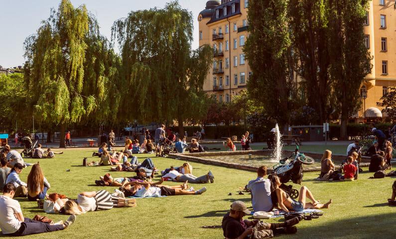 Nytorget SoFo Stockholm