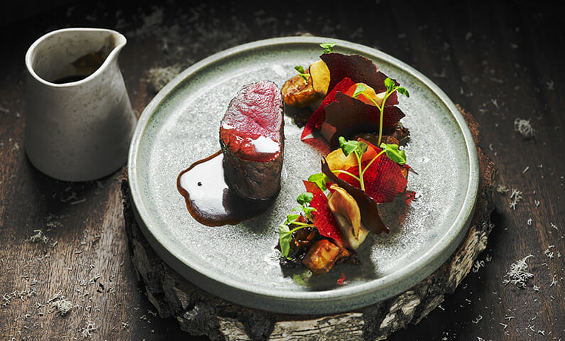Romantic restaurants in Stockholm