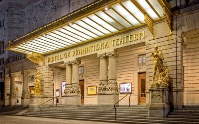 Stockholm's best theaters