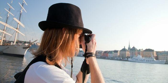 Take photos Stockholm