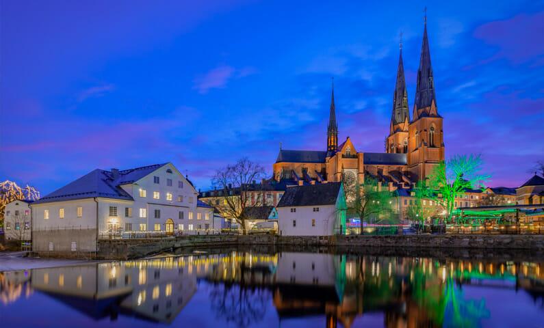 Uppsala Cathedral (domkyrka)