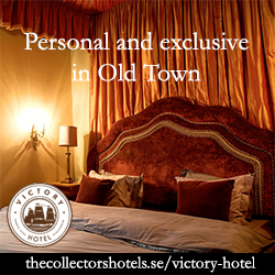 Victory Hotel Ad