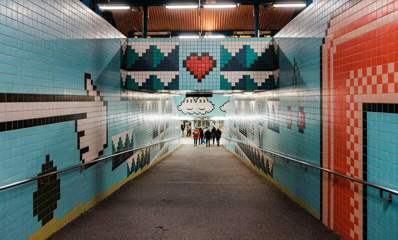 Tunnelbanestation Thorildsplan