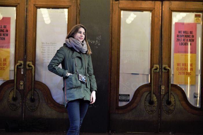 STELLA BLAKE – chaquetas y abrigos de marca sueca